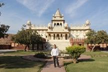 Jaswant Thada palace