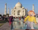Clement @ Taj Mahal