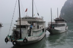 Our cruise with 'Ha long Wonder'