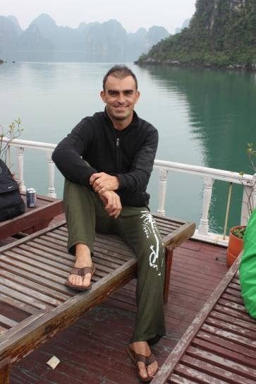 Me @ Halong Bay