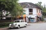Back in time in beautiful Luang Prabang