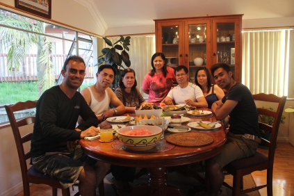 Lyndon's family