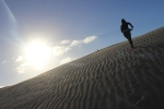 Tepaki sand dunes