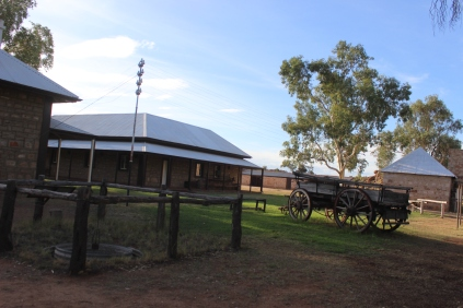 The Overland Telegraph Station
