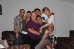 Scottt, Justin, Tracy, Guy, Emrys & myself