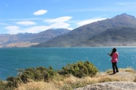 Pilar @ Lake Wanaka