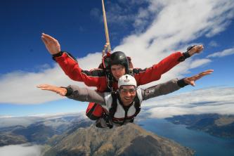 Skydive with Dan