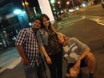 Carlos, Rebeca & Paul