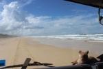 75 Mile beach aka 'The Highway'