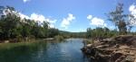 Paradise fresh water hole - Paluma NP