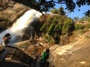 Babinda Boulders waterfall