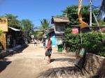 Streets of Gili Trawangan
