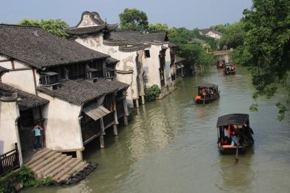 Wuzhen ancient watertown