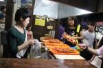 Lee @ Wu Shan night market