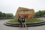 Zhuo & me @ Tongji University