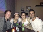 Michael, Lucy, Gianna & me