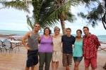 Me, Helen, Patsy, Joakim, Elena & Carlos... bound for life!