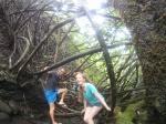 Hiking the 'Commando Trail'