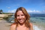 My CS host Ashey in Kihei, Maui