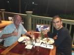 With Rick @ Duke's