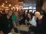 With Kelly, Ana & Erin @ Black Bird cafe