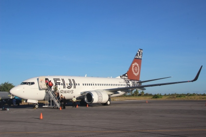 Back in time from Fiji to Hawai'i