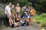 Jim, Glenn, Jungle John, Ted, Eleanor, Molly, Doris, Bob & me