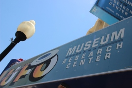 Roswell's UFO museum