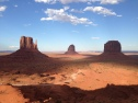 West & East Mitten & Merrick Butte - Monument Valley