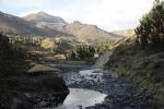 Hot springs of Tambo 'Puye'