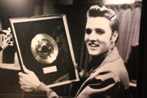 The King of Rock, Elvis Presley !