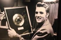 The King of Rock, Elvis Presley !