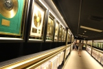 Elvis' Hall of Fame & his huge collection of Golden Records
