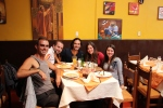 Thiago, Thadeu, Amalia & Mariana & myself @ Puno
