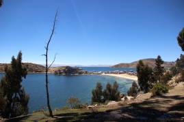Bay of Challapampa
