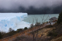 The Balconies @ Glaciar Perito Moreno