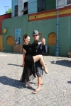 A crah course of tango @ La Boca