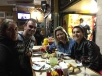 With Lili, Giseti 1 Sioe @ Mercearia Sao Pedro, Sao Paolo