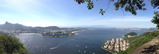 View from Morro da Urca